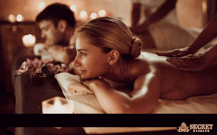 Couple massage, masaj la cuplu